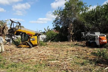 Lot Mowing, Clearing & Mulching